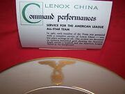 """All-star Game 1961 Lenox Plate Given To Players Of The 1961 Actual Game """"rare"""""""