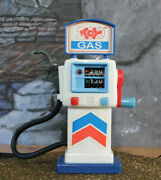 Rare Vintage Talking Gas Pump By 200 Toy Co. 1994 Gas Station City Display Piece