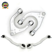 4pc Front Upper + Lower Control Arms For 2006-2009 Mercedes Benz E350 Lh Rh W211