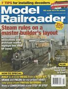 Model Railroader Apr 2007 7 Tips For Installing Decoders/ Grass And Fields F270