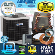 2.5 Ton 14 Seer Mobile Home Airquest-heil By Carrier Ac+coil System Line Set Kit