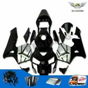 Fit For Honda Black Silver Injection Fairing Cbr600rr 2003 2004 P001 G14