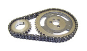 Hd Double Roller Timing Chain Set Chevrolet Sbc 5.7l 283 305 327 350 383 400 T1