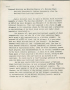 Amiri Baraka / Working Draft For Andldquoproposed Structure And Election Process