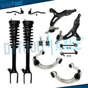 12pc Front Strut Control Arms Ball Joint Kit For Benz Gl320 Gl350 Gl450 Ml320
