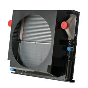 Modine Radiator And Charge Air Cooler With Transmission Cooler Model 1a20309