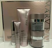 Mary Kay Timewise Volu-firm Repair 5 Pc Set Exp 02/2022 Or Fresher/ With Box