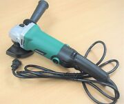 Hoteche 4-1/2 Electric Variable Speed Angle Grinder Trigger Grip Long Handle 8a