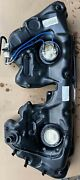 01-07 Mercedes W203 Fuel Gas Plastic Tank Assembly Oem / With Fuel Pumps