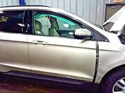 2015-2019 Ford Edge Right Front Door Black Textured Lower Moulding Gold