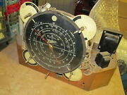 Rare 1937 Zenith 12 Tube Chassis Only For 12-u-158, 12-u-159 Console Radio