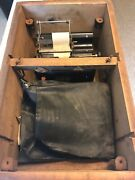 Vintage/antique 1920's Burroughs Adding And Listing Machine.