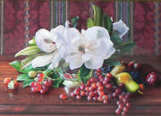 Mary Kay Krell Original Watercolor In Perfect Condition