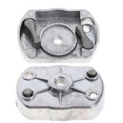 2x Alloy Boat Outboard Pull Starter Parts Start Pulley For 2-stroke 3.5hp Motor