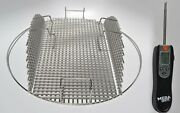 Weber Stainless Steel Grill Grates For Kettles
