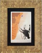 Salvador Dali The Architect From The Professions Signed And Numbered Framed