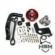 Hs Red Dual High Pressure Fuel Kit W/ Cp3 For 07.5-09 Dodge Cummins Al