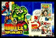 Hulk Marvel Superheroes Dcp Set Of 10 By Rage Cachets - Son Of Therome Cachets
