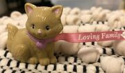 Fisher Price Loving Family Sweet Sounds Kitty Cat Pet Interactive Dollhouse