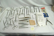 Veterinary Instruments And Tools Assorted Vintage Lot S7800c
