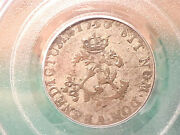 1757/0-a Sou M French Colonies Sou Marque Xf40 Pcgs. Extremely Rare.