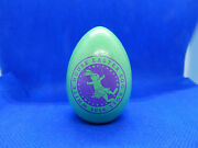 White House Solid Wood Easter Egg Roll 2014 Green Egg W/ Obamaand039s Auto Signatures