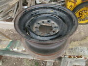 1960and039s 14 X 7 Buick Wheel5 On 5 1/2 Patternvg Conditionsome Original Paint