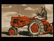 Allis Chalmers Ca Tractor Parts And Operations Manuals 190pg W Ac Repair And Service