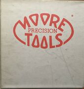 Moore 450 Cprz Cnc Jig Grinder Operation, Maintenance And Programming Manual