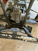 1997 Yamaha Timberwolf 250 4x4 Front Differential
