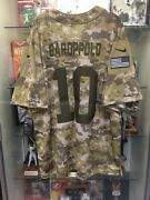 Jimmy Garoppolo 49ers Mens Medium Sts Jersey New W/tags