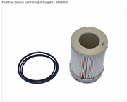 Pleasure Craft Marine Pcm Fuel Control Cell Filter Rp080026