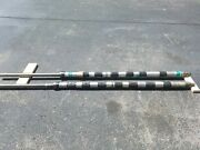 Pair Of Goldenrod Inflatable Shafts