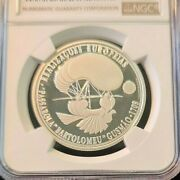 2007 Portugal Silver 8 Euro S8e Early Flying Inventions Ngc Pf 69 Ultra Cameo