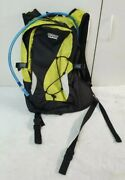 Coleman Max 14l Day Pack With 2 Liter Water Bladder New Wot