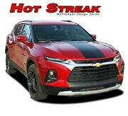 2019 2020 Chevy Blazer Hood Graphics Streak Body Stripes Vinyl Decals 3m Kit