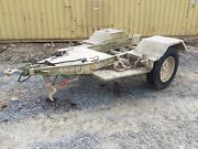 Military Trailer Chassis Trailer Generator M200a1 2 1/2 Ton Farm Cart