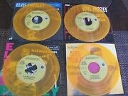 Elvis Presley - 50th Anniversary.six 45and039s W/pic. Sleeves Vol.1 1984 Gold M-