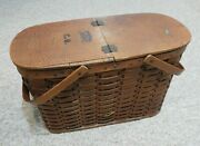 Hawkeye Basket Outdoor Refrigerator Owned And Used By Clark Gable - Christieand039s Coa