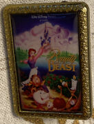 Beauty And The Beast Disney Movie Poster Mystery Pin Collection 2020 Belle Pins