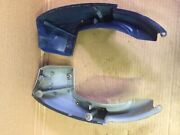 1967 1968 Ford Mustang Fastback Quarter Panel Extension End Caps L And R