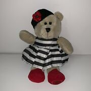 Bearista Bear Collection Bear 110th Edition 2013 Made Exclusively For Starbucks