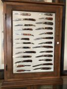 Collection Of 26 Remington Bullet Knives. 1982 - 2002