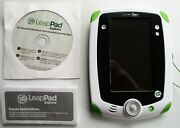 Leap Frog Leap Pad Explorer Tablet 32200 With Stylus And Cd. Preowned.