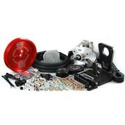 Hs Red Duel High Pressure Fuel Kit For 2011 - 2016 Chevy Lml 6.6 Duramax