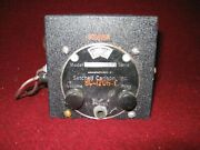Setchell Carlson Model 524 Bc-1206-c Aviation Range Receiver For Parts/repair