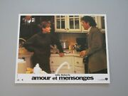 Julia Roberts Dennis Quaid Amour... Something To Talk About Lobby Card Lb8
