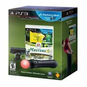 Sony Move Bundle - Includes Motion Controller For Ps3 And Tiger Woods Pga Tour 1