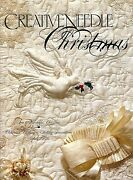 Creative Needle Christmas Book With 5 Large Sheets Of Patterns Clothing Decor