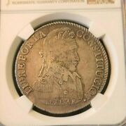 1838 Pts Lm Bolivia Silver 8 Soles S8s Ngc Xf 40 Great Looking Non Problem Coin